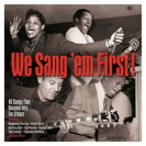 Various Artists - We Sang Em First